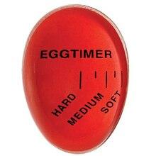 Изменение цвета идеальный яичный таймер термочувствительный жесткий/средний/мягкий вареный яичный таймер