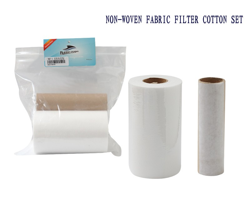 BM ARF 1 automatic cloth changing filter accesory non woven fabric filter paper set Filter cloth 150mm width 25m Long Canister