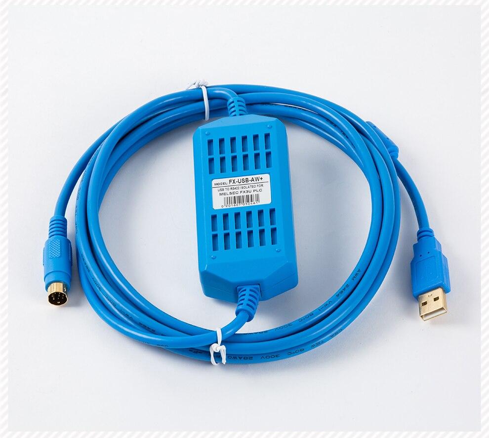 comunicação download cabo fx3u fx3g