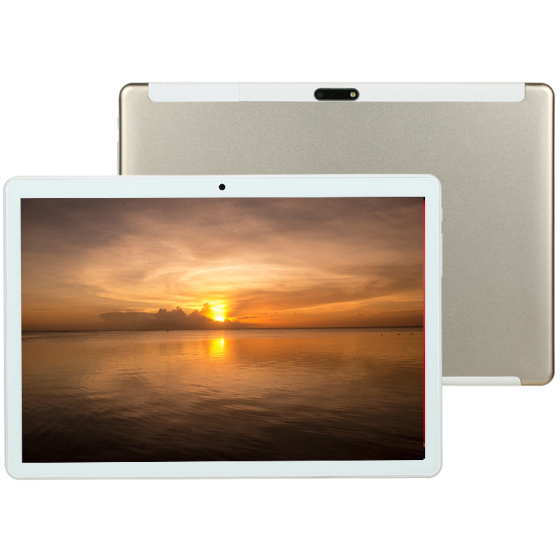 CE Certification Google Store Android 8.0 10 Inch Tablet Octa Core 6GB 4GB RAM 32GB 128GB ROM 1280x800 IPS 2.5D Glass Tablets