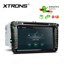 "8"" Android 9.0 OS Car DVD Multimedia GPS Radio for Volkswagen Amarok 2010-2015 & Sagitar 2005-2015 & T5 Transporter 2010-2014(China)"