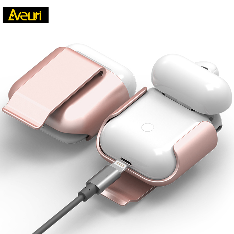 Luxury Earphone Case For Apple Airpods Cover Case Cute