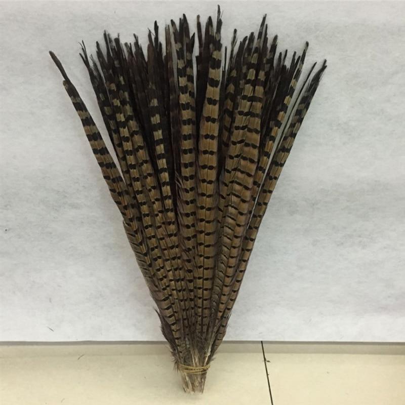 Xuezhiyu 500pcs 50 55cm 20 22inches Ringneck Pheasant Tail