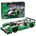 Decool 3364 Technic 24 Hours Race Car building Toys for children Toy Set Boy Car Racers Car Gift Lepin 20002 Bela 42039