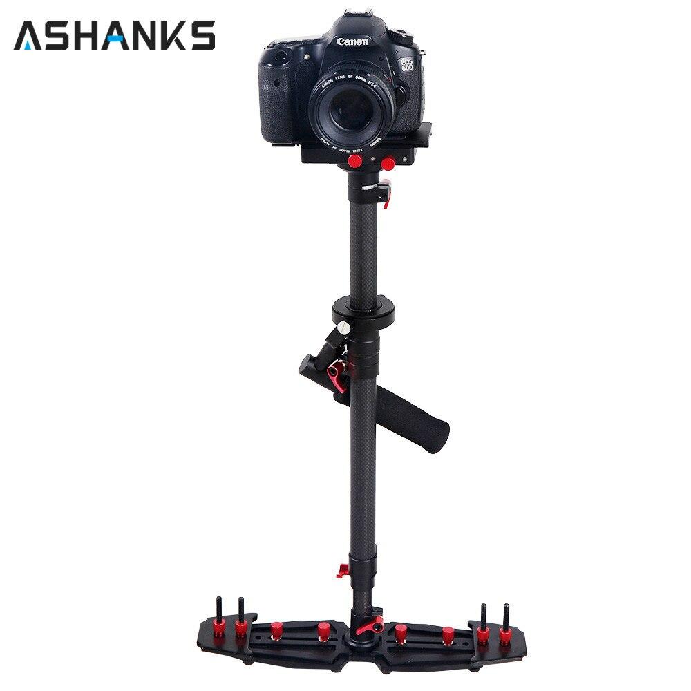 HD2000 De Poche Stabilisateur pour caméscopes SLR DSLR 7D 600D 700D D5200 D3200 vidéo caméra et DVs Professionnel En Fiber De Carbone