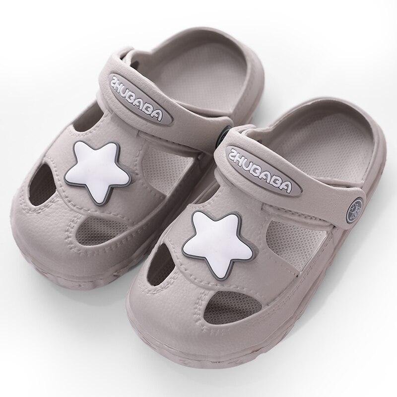 KÜHE PANDA Indoor Hausschuhe Bad Kitty Kleinkind Baby Kinder Schuhe für Mädchen Jungen flip-flops Strand Garten Schuhe Leichte