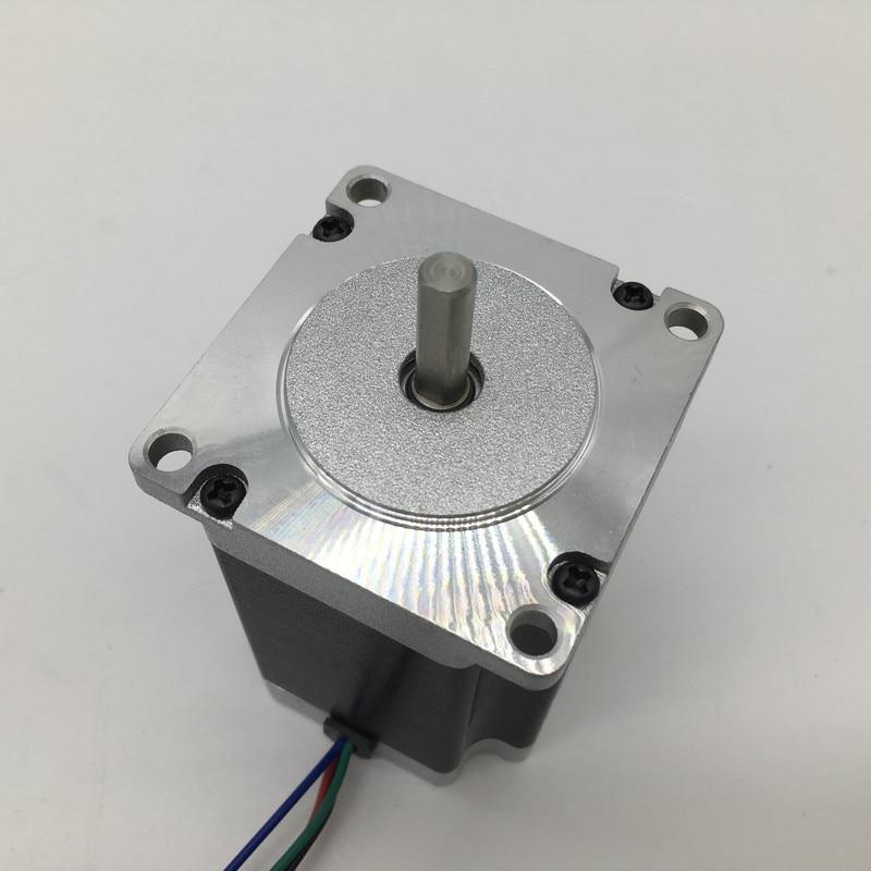 Шаговый двигатель Nema23 57 мм 3A 2.2Nm 320Oz-in 8 мм вал 2ph 4 провода с большим вращающим моментом для станка с ЧПУ фрезерно-токарный станок
