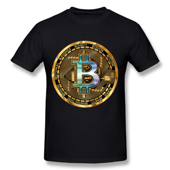 3D Print Bitcoin Nice Short-Sleeved T shirt