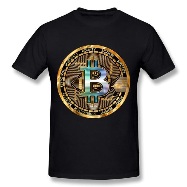 3D Print Bitcoin Nice Short-Sleeved T shirt