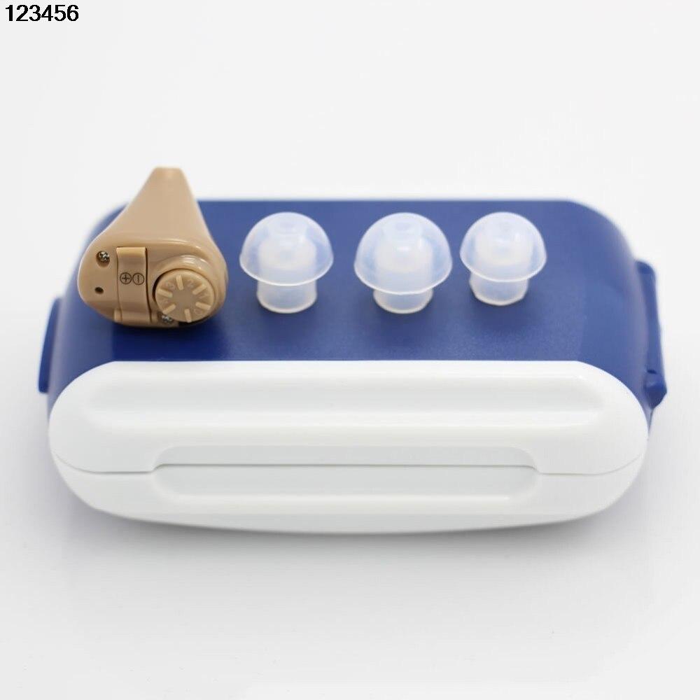 Mini Hear Hearing Aids Aid Ear Best Sound Amplifier Volume Adjustable Tone