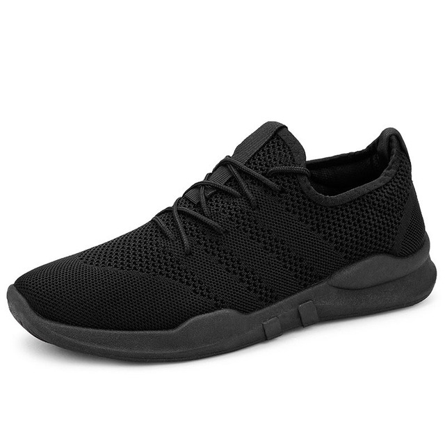 ZHJLUT Man Running Shoes Sneakers Air Mesh Comfortable Sport Shoes Men Trend Lightweight Walking Shoes Breathable Zapatillas