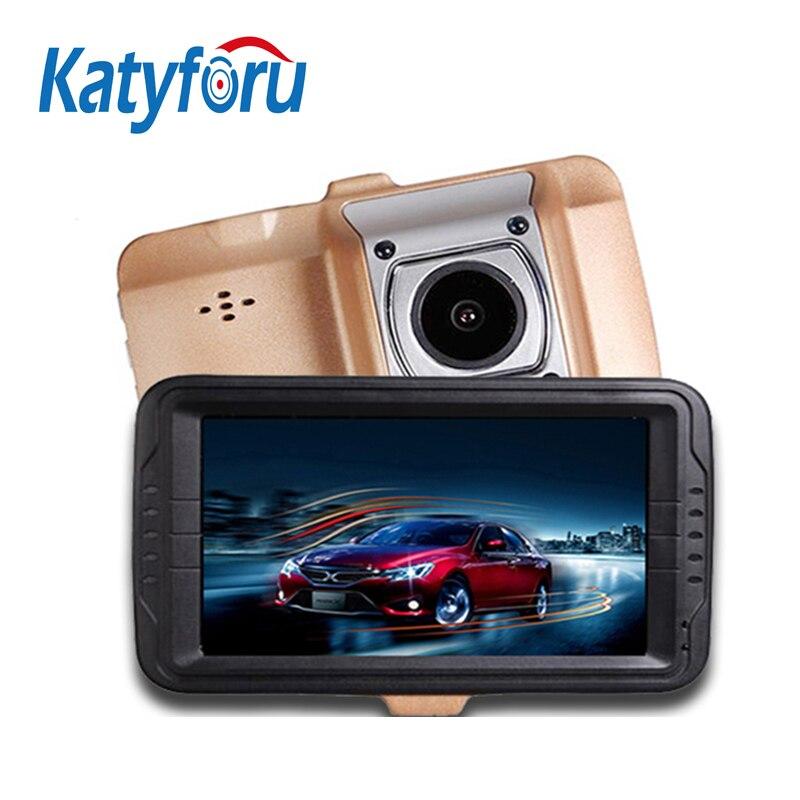 Enregistreur vidéo de caméra de tableau de bord de caméra de voiture DVR avec 1080 P Full HD 170 degrés angle g-sensor