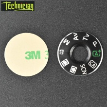 Top Cover Function Dial Model Button Label Camera Repair Part For Canon EOS 6D