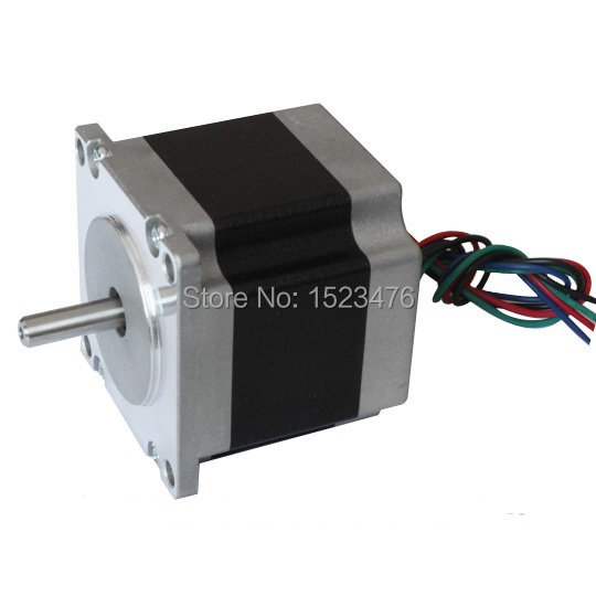 57HS82-3004 24V 57mm 3A  NEMA23  57BYGH  2 phase Big Square Hybrid Stepper Motor напольная плитка cersanit chalet коричневый 42x42