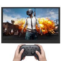 Портативный Американский Стандартный ЖК дисплей Dislpay Экран 1920x1080 HDMI монитор для PS3 PS4 портативных ПК США Plug высокое QualityDisplay 11,6 дюймов