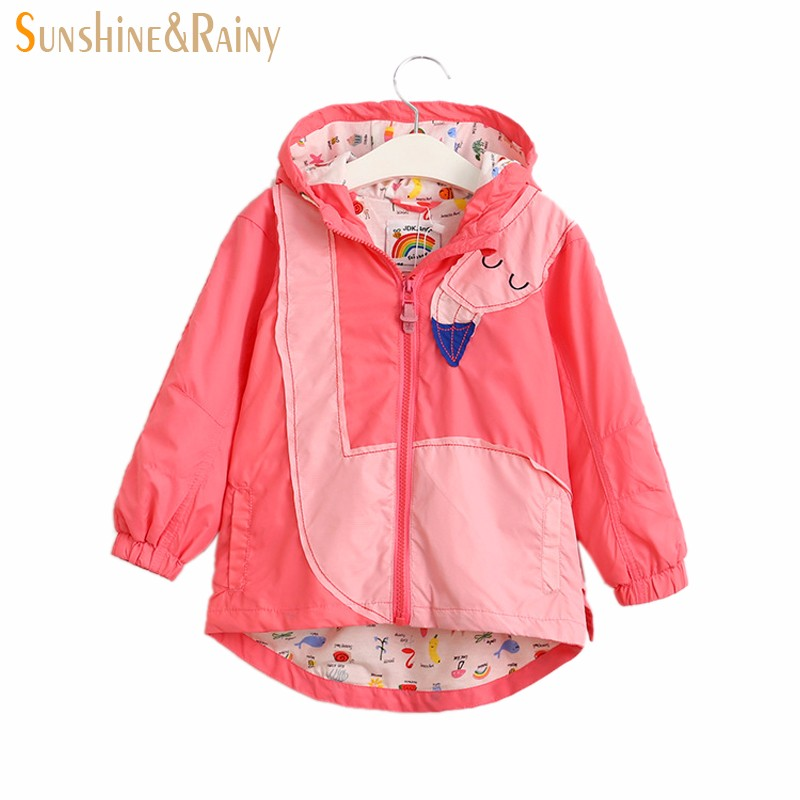girls jacket autumn