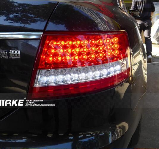2005 Audi A6 Tail Light Assembly