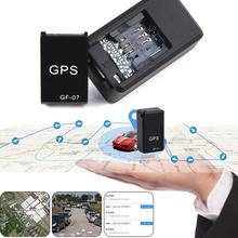 Mini GPS Tracker Car GPS Locator Tracker Car Gps Tracker Anti-Lost Recording Tracking Device Voice Control Can Record цена
