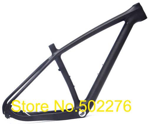 """Plein carbone 3 K Matt vtt 29 """"roue VTT vélo 29ER BB30 cadre + casque: 15.5"""", 17.5 """", 19"""""""