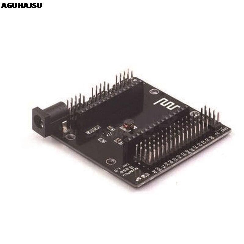 V3 беспроводной модуль NodeMcu 4 м байт Lua wifi Интернет вещей макетная плата на основе ESP8266 ESP-12E для arduino CP2102
