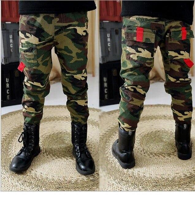 a6f0e8efa5 US $46.0 |Sale New 2015 Spring Jeans For Boy Camouflage Baby Boys Jeans  Pants Designer Kids Jean Children's Elastic Waist Denim Long Pant-in Jeans  ...