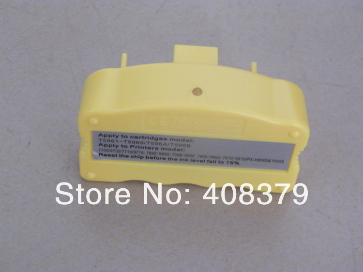 chip resetter  for Ep Stylus Pro 7890 9890 printer cartridge chip cs dx18 universal chip resetter for samsung for xerox for sharp toner cartridge chip and drum chip no software limitation