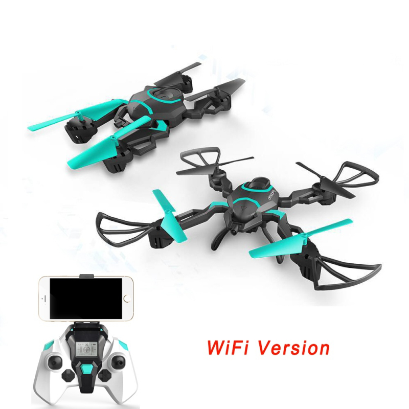 Wifi FPV rc drone with 720P HD Camera Foldable RC Quadcopter Drone One Key Return Colorful Light function rc toys best gifts newest apple shape foldable wifi fpv rc drone rc130 2 4g apple quadcopter with 6axis gryo with 720p wifi hd camera rc drones