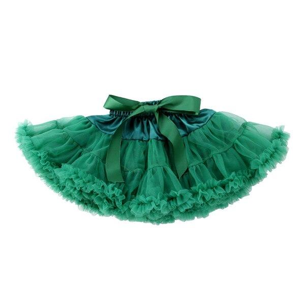 PUDCOCO/Милая юбка-пачка принцессы для маленьких девочек, балетная пышная многослойная юбка-американка из тюля вечерние танцевальные От 0 до 5 лет - Цвет: 2