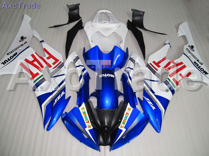 Plastic Fairing Kit Fit For Yamaha YZF600 YZF 600 R6 2008 2009 2010 2011 2012 2013 2014 2015 2016 Fairings Set Custom Made C802 for yamaha yzfr6 yzf r6 2006 2007 2008 2009 2010 2011 2012 2013 2014 motorcycle engine stator cover chrome left side