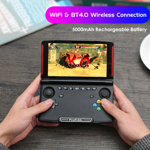 PowKiddy X18 Handheld Game Console Android OS 5.5-inch Touch Screen Bluetooth 4.0 2+16GB Support Simulator Games Gift