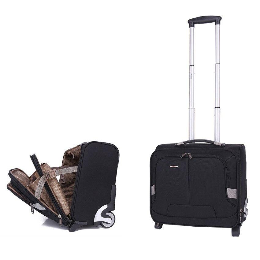 Oxford cloth suitcase,High quality luggage,Fashion trolley case,Portable trunk,16 inch Business boarding boxOxford cloth suitcase,High quality luggage,Fashion trolley case,Portable trunk,16 inch Business boarding box