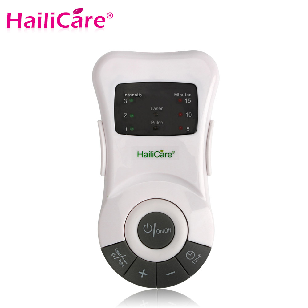 Rhinitis Therapy Machine Allergy Reliever Low Frequency Laser Hay Fever Sinusitis Treatment Device Nose Care Massager