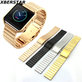New Replacement Stainless Steel Link Bracelet Strap watchband for Fitbit Blaze Smartwatch