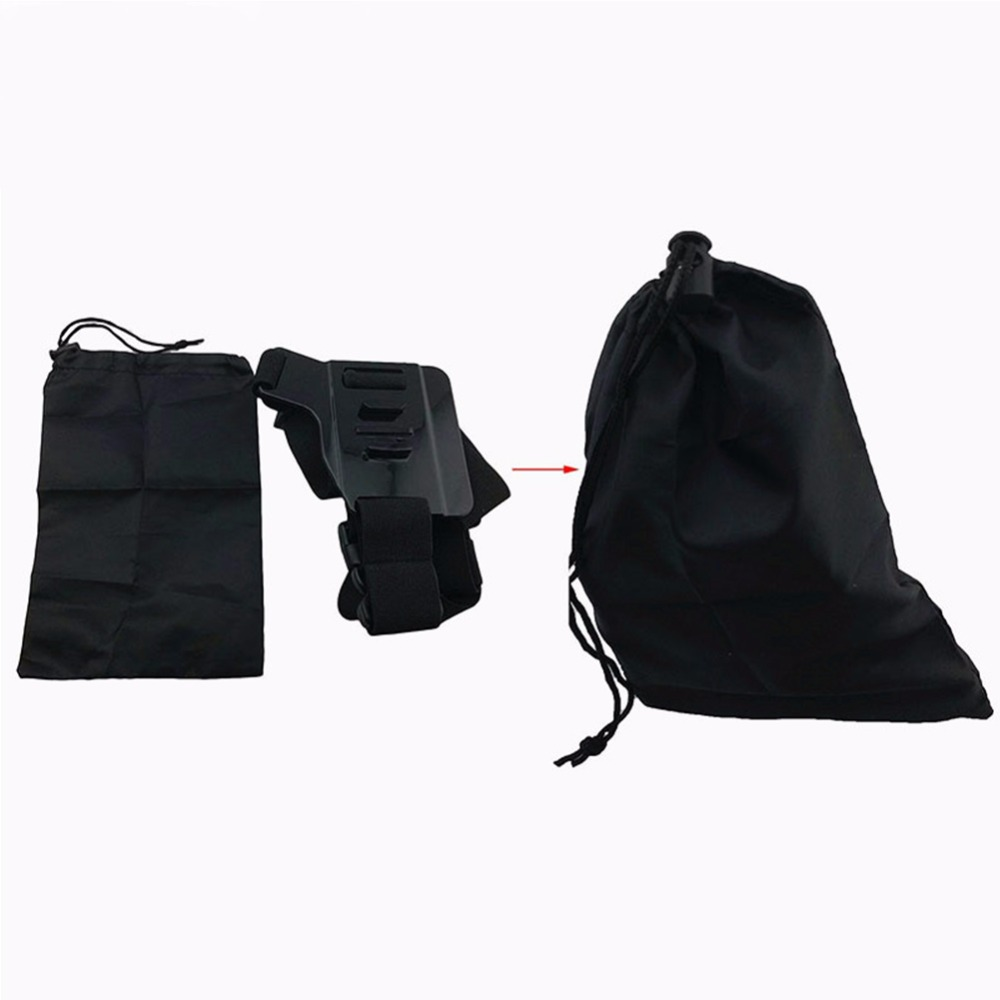 Nylon Bag for gopro hero 4s for GoPro three Way stick