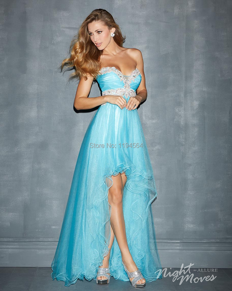 Perfect Peach Long Prom Dress Images - All Wedding Dresses ...