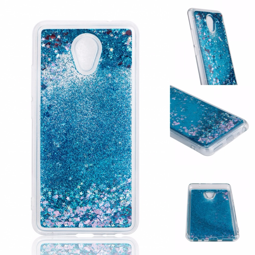 Phone Bags & Cases Cellphones & Telecommunications Hard-Working For Meizu M6s Mblu S6 Dynamic Liquid Glitter Sand Quicksand Star Soft Tpu Case For Meizu M5s M6 M5 M3 Note M3s Clear Back Cover Reliable Performance