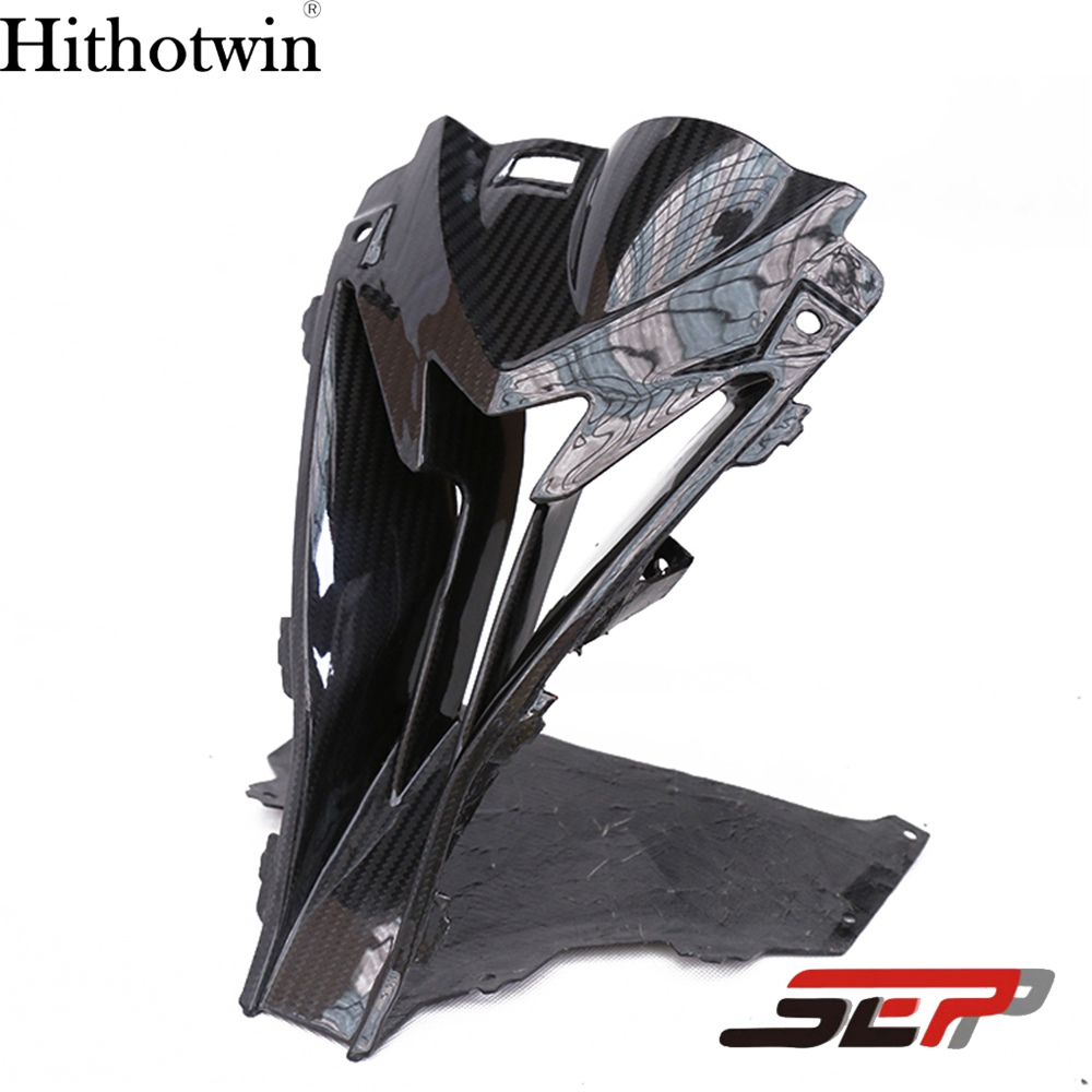 SEP Motorcycle Carbon Fiber Head shell Head Covers Upper Front Nose Air Intake Ram Fairing For BMW S1000RR 2015-2017 ready for fce upper intermediate teacher s book