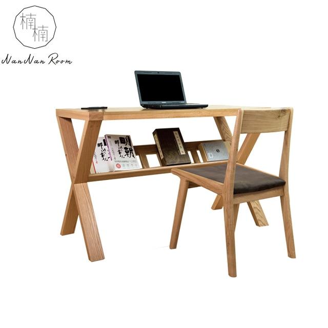 Escritorio de oficina barato coreano sencilla europeo de for Muebles de escritorio baratos