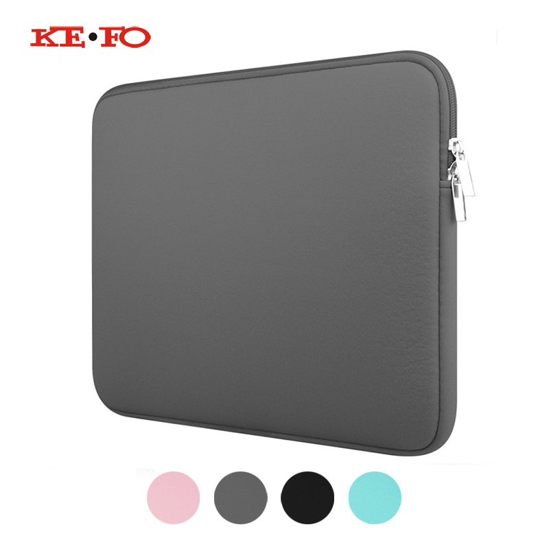 For Teclast X5 Pro 12.2 inch Universal Soft Tablet Liner Pouch Sleeve Bag Protective Cover Case Skin For Chuwi Hi12 12.2 inch