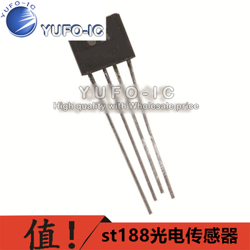 St188 photoelectric sensor st188 photoelectric switch st188 l4 sensor reflective optocoupler image