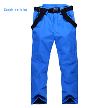 2016 New Pants Outdoors Women Warm Waterproof climbing & hiking pants ski pants women Free Shipping