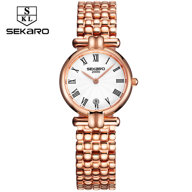Woman watches brand luxury quartz Wristwatches ladies steel bracelet watch waterproof dress costume female form rose  sc 1 st  AliExpress.com & Woman watches brand luxury quartz Wristwatches ladies steel bracelet ...