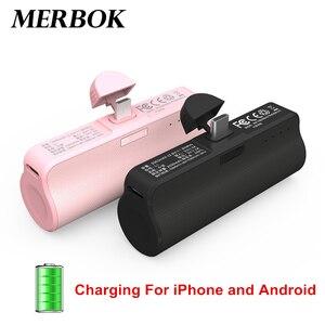 Image 1 - Mini caso carregador de bateria para iphone x/xs/xr/8/8 plus/7/7 plus/6/6 s/6 plus se power bank pacote de carregamento caso capa para xiaomi oppo