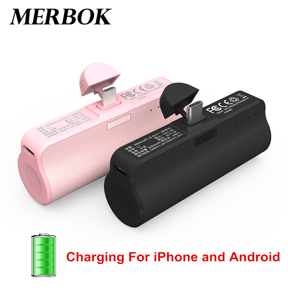 Mini <font><b>Battery</b></font> Charger <font><b>Case</b></font> For <font><b>iPhone</b></font> X/XS/XR/8/8Plus/7/7Plus/6/6S/6Plus SE Power Bank Pack Charging <font><b>Case</b></font> Cover For Xiaomi OPPO image