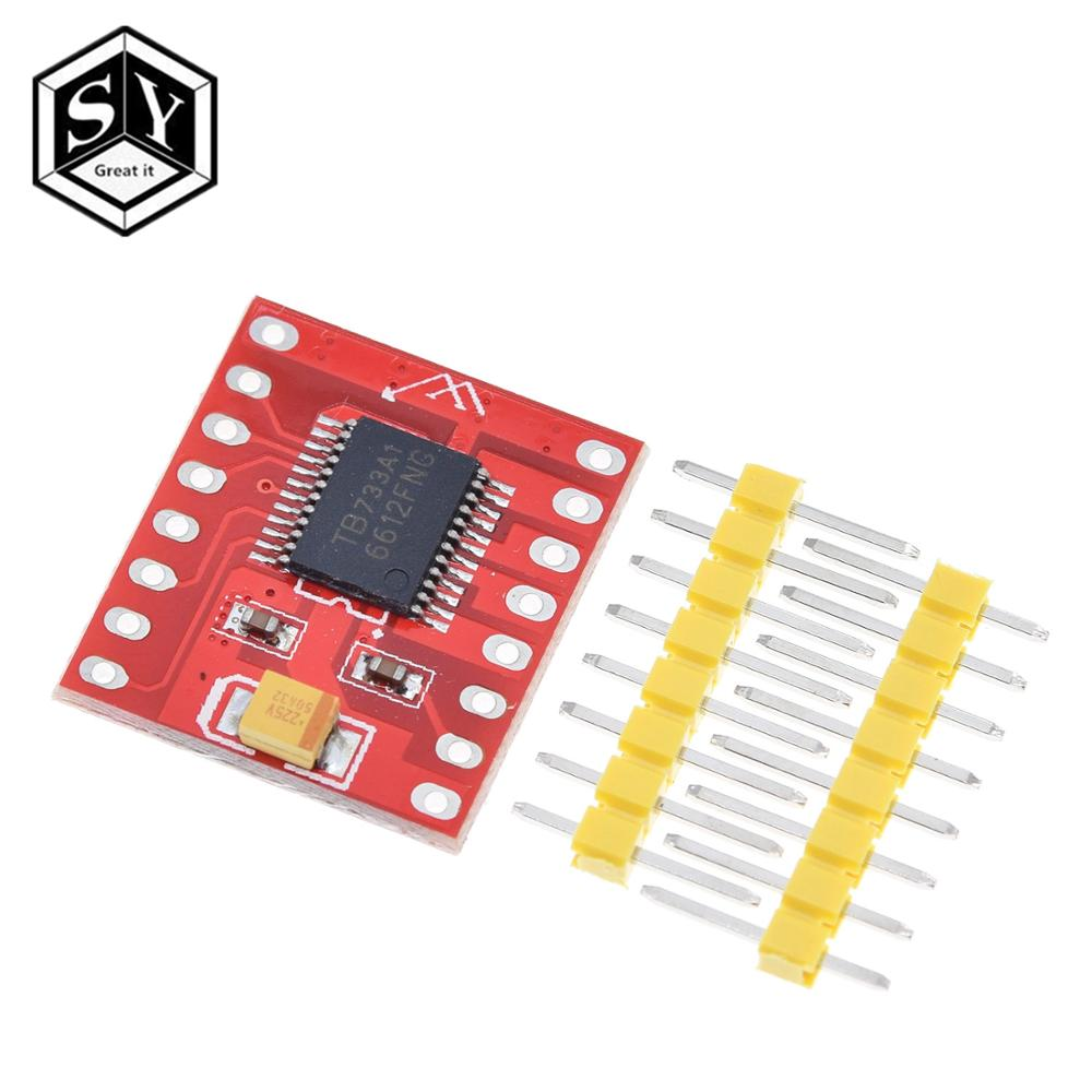 5pcs Dual Motor Driver 1a tb6612fng Microcontroller better than l298n
