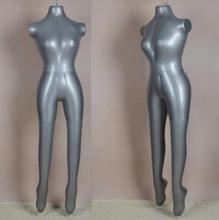 Sexy Female Whole Body Without Arm Inflatable woman Mannequin Fashion Women Dummy Torso Model full body 1pc ,M00354