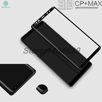 Nillkin Screen Protector SFor Samsung Galaxy Note 8 Tempered Glass 3D CP Max Full Cover Glass
