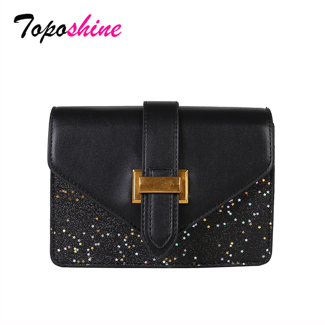 sequins hit color hit the clamshell personalized small bag korean