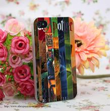 harry potter Pattern Hard Transparent Cover Case for iphone 4 4s 5 5s 6 6s Plus 7 7 Plus