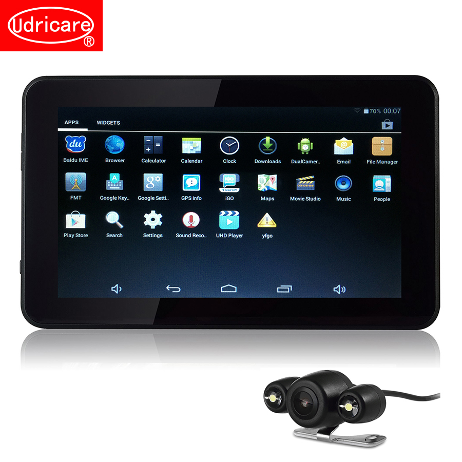 Udricare 7 inch Android GPS Navigation Cs